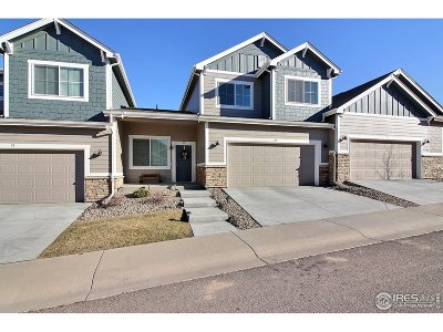Greeley Condo/Townhouse For Sale: 6024 W 1st St #20