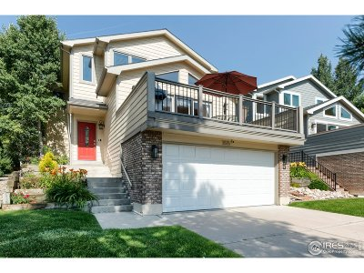 Fort Collins Single Family Home For Sale: 3515 Terry Point Dr