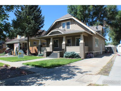 Fort Morgan Single Family Home For Sale: 519 Meeker St