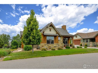 Loveland Single Family Home For Sale: 170 Two Moons Dr