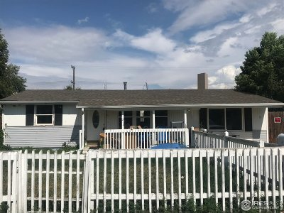 Greeley Single Family Home For Sale: 214 16th Ave