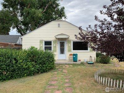 Eaton Single Family Home Active-Backup: 317 6th St