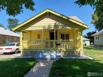 Fort Morgan Single Family Home For Sale: 522 Lake St
