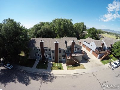 Fort Collins Condo/Townhouse For Sale: 331 Sundance Cir #C803