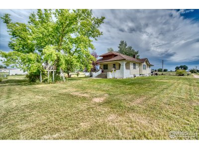 Fort Lupton Single Family Home For Sale: 1910 County Road 29