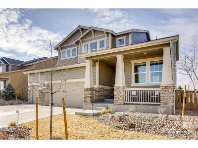 Lakes At Centerra, Lakes At Centerra - Millennium Northwest Fourth Su Single Family Home For Sale: 3956 Owl Creek Ct