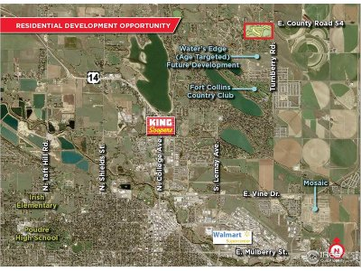 Fort Collins Residential Lots & Land For Sale: 1949 E Douglas Rd