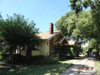 Sterling Single Family Home For Sale: 1012 S Division Ave