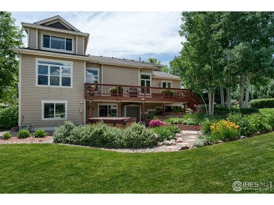 Loveland Single Family Home For Sale: 6545 Seaside Dr