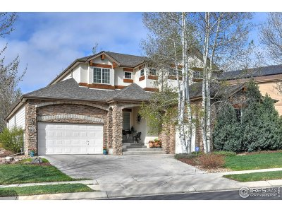 Broomfield Single Family Home For Sale: 14193 Whitney Cir