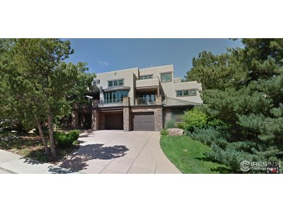 Boulder Single Family Home For Sale: 695 11th St