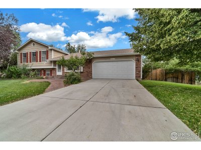 Loveland Single Family Home For Sale: 1143 Bristlecone Pl