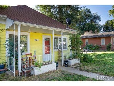 Milliken Single Family Home For Sale: 108 N Cora Ave