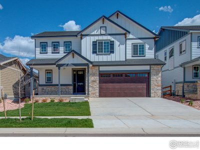 Fort Collins Single Family Home For Sale: 4462 Fox Grove Dr