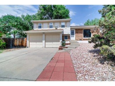 Longmont Single Family Home For Sale: 2211 Sherman St