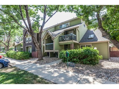 Fort Collins Condo/Townhouse For Sale: 3565 Windmill Dr #4