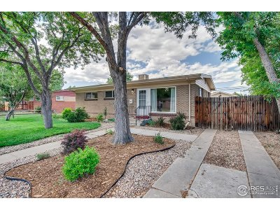 Arvada Single Family Home For Sale: 9725 W 57th Pl