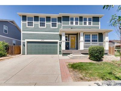 Brighton Single Family Home For Sale: 4797 Longs Peak St