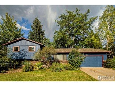Fort Collins Single Family Home For Sale: 2700 Ringneck Dr