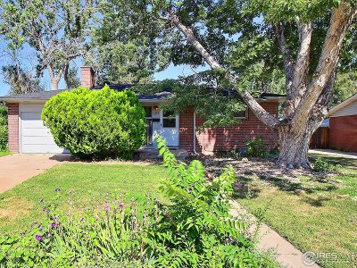 Greeley Single Family Home For Sale: 1515 28th Ave Pl