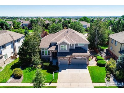 Broomfield Single Family Home For Sale: 13912 Meadowbrook Dr