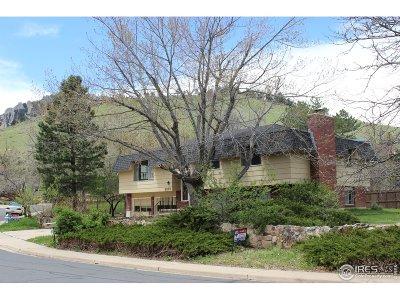 Boulder Single Family Home For Sale: 2267 Holyoke Dr