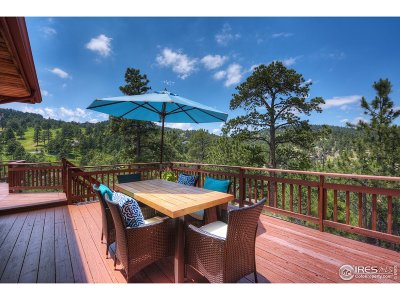 Boulder CO Single Family Home For Sale: $1,149,000