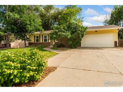 Single Family Home For Sale: 925 Mansfield Dr