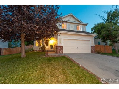 Fort Collins Single Family Home For Sale: 209 Lyfka St