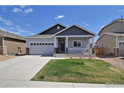 Severance Single Family Home For Sale: 1884 Vista Plaza St
