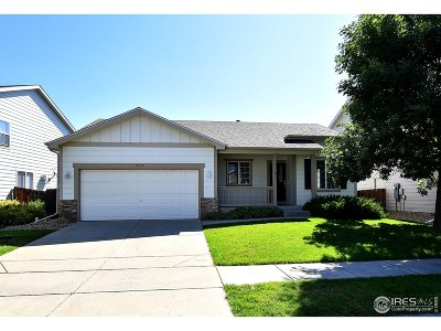 Fort Collins Single Family Home For Sale: 2756 Outrigger Way