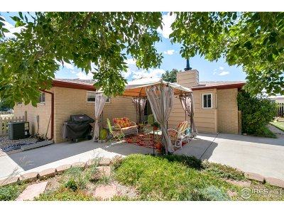 Berthoud Single Family Home For Sale: 3520 W County Road 8