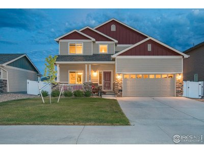 Weld County Single Family Home For Sale: 860 Shirttail Peak Dr