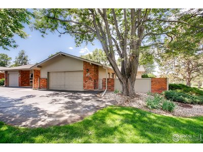 Fort Collins Single Family Home For Sale: 1624 Adriel Cir
