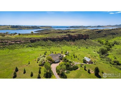 Larimer County Single Family Home For Sale: 724 Lodgepole Dr