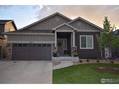 Loveland Single Family Home For Sale: 961 Lepus Dr