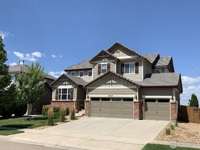 Dacono Single Family Home For Sale: 4623 Sedona Ln