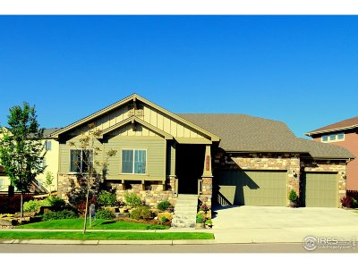 Fort Collins Single Family Home For Sale: 1963 Blue Yonder Way