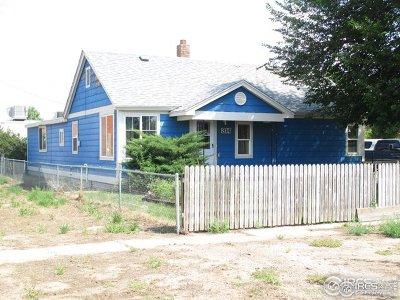 Platteville Single Family Home For Sale: 314 Goodrich Ave