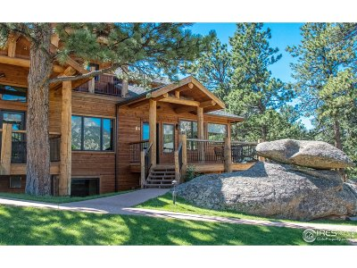 Estes Park CO Condo/Townhouse For Sale: $595,000