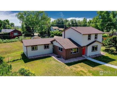 Boulder Single Family Home For Sale: 1404 Kilkenny St
