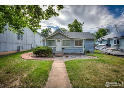 Fort Collins Multi Family Home For Sale: 205 N Sherwood St