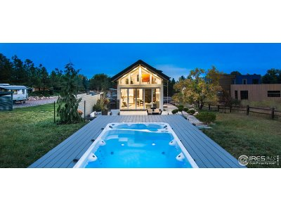 Boulder Single Family Home For Sale: 310 Linden Ave