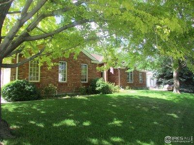 Greeley, Eaton, Loveland, Windsor, Fort Collins Single Family Home For Sale: 2625 Boise Ave