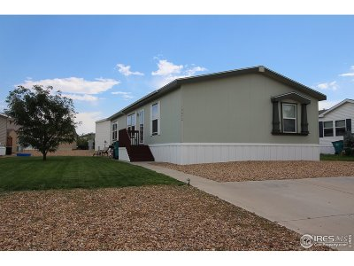 Weld County Single Family Home For Sale: 10672 Titan Ave #299