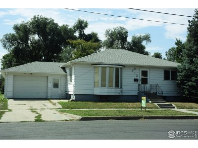 Fort Morgan Single Family Home For Sale: 712 E 7th Ave