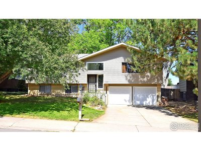 Greeley Single Family Home For Sale: 1809 24th Ave Pl