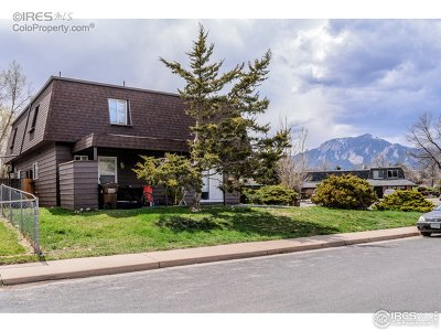 Boulder CO Multi Family Home For Sale: $1,245,000
