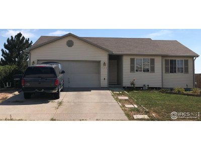Greeley Single Family Home For Sale: 1104 E 25th St Ln