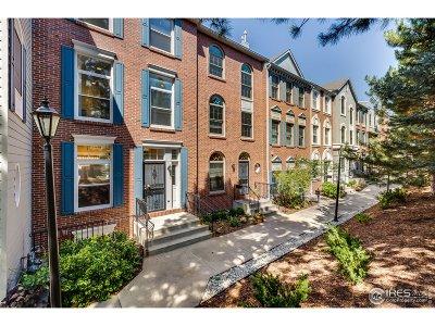Denver Condo/Townhouse For Sale: 463 Josephine St
